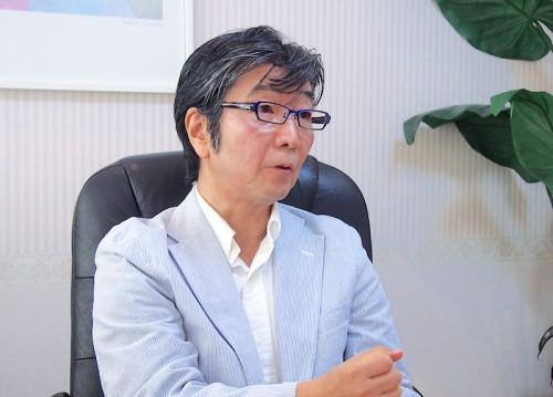 鍋田恭孝さんインタビュー