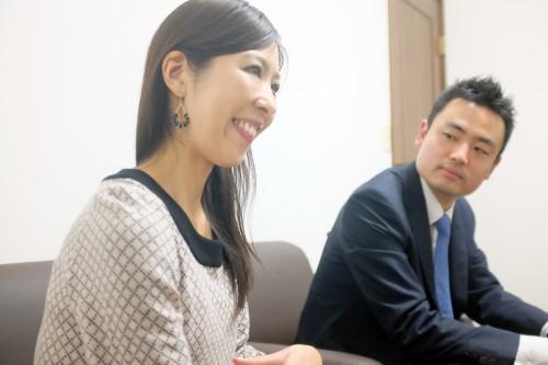 「ファミワンは、家族のあり方を考えるきっかけでもあります」と笑顔で語る中村さん。