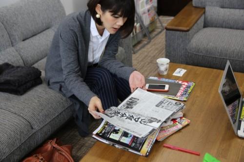 """男性週刊誌は""""女性蔑視""""なのか  雑誌『SPA!』の女性編集者に聞く"""