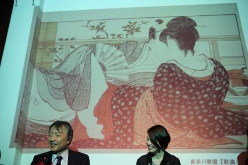 TENGAと春画展がコラボイベントを開催「性に対するハードルを取り払いたい」