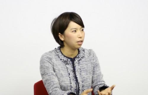 尾崎えり子さんインタビュー(後編)