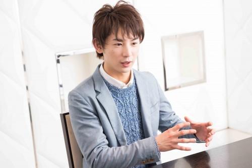 元ジュノンボーイファイナリストAV男優インタビュー