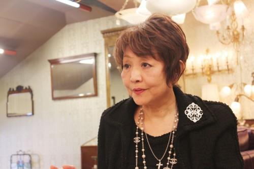 田野口淳子さん