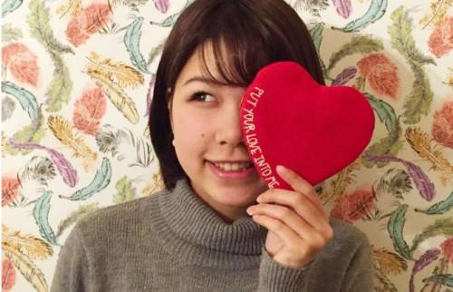 慶應の女子大生がハートのポーチで社会貢献 「赤色」に込めた思いとは?
