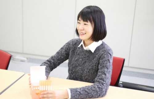 久米寛子さん