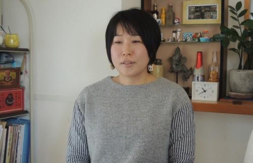 坂井恵理さん