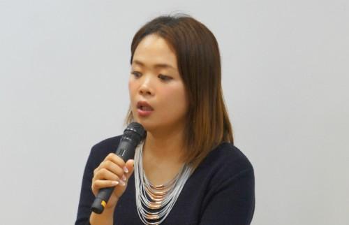エムティーアイ・日根麻綾さん