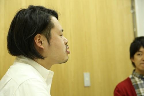 沼田尚志さん 自身も右半身に障がいをもっている