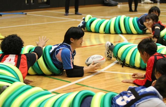 """イモムシラグビー、ゾンビサッカー…""""老若男女健障""""が楽しめる新しいスポーツ「ゆるスポ」って?"""