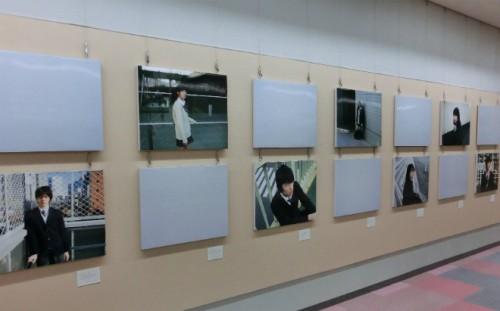 「STOP!デートDV写真展 photo by 小野啓」