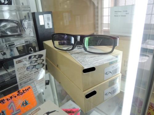 眼鏡型のカメラは売れ筋