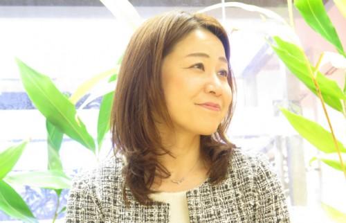 人材紹介事業部門・統括部長の岩下純子さん