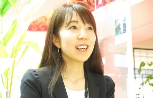 キャリアアドバイザー・林絵理香さん