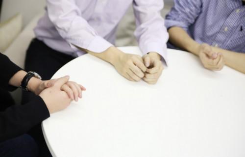 男性育休座談会