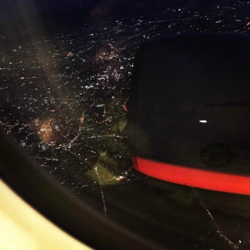 夜景(写真提供/蘭木流子)