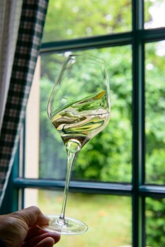 リースリングで造られる辛口の白ワインは、まさに進化系ドイツワイン