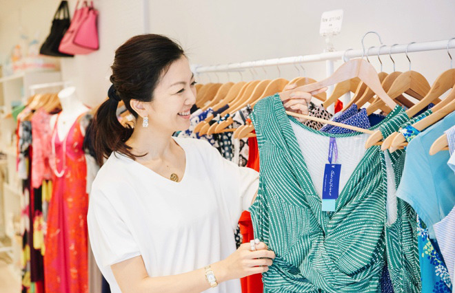 「代わりのある仕事」は1秒たりともしたくない マタニティ・ファッションの先駆者・青木愛さん