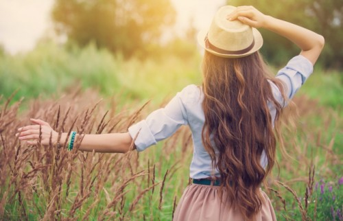 女の「キャラ」は髪型で決まる メイクより服より髪に力を入れて