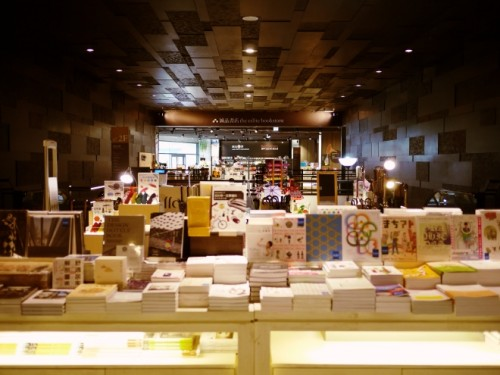 誠品書店フロア