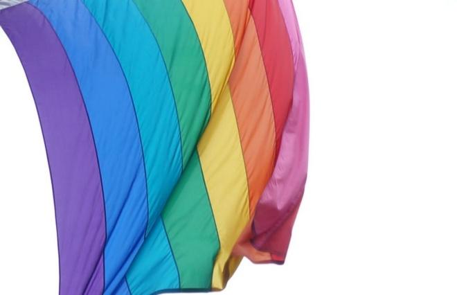 LGBTの象徴「レインボーフラッグ」はなぜ6色? 作った人に聞いてみた