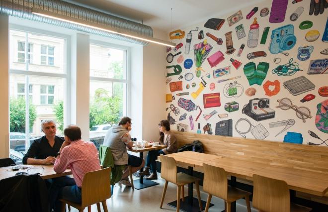 チェコ・プラハは世界有数のカフェの街 こんな店で人生最高のコーヒーを飲みたい!
