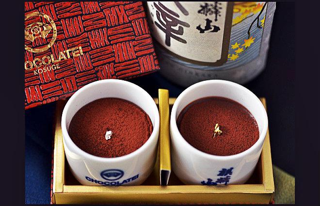 大人だからこそ 旬の味覚を味わえる日本酒スイーツ♡