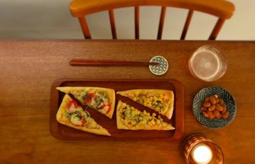 食べ応えバツグン おあげで作る糖質OFFピザ【太らないつまみ】