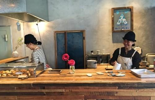 """タリーズコーヒー店長を辞めて、南アルプスで""""カフェのある古材店""""をスタート"""