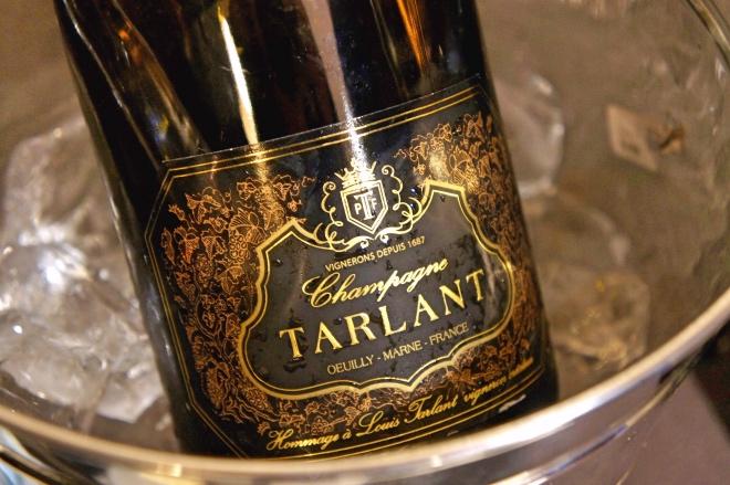 味わいに力強さとスケール感があるキュヴェ・ルイは〈タルラン〉を代表する銘柄