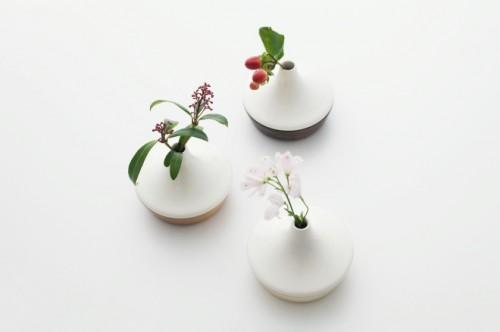 FLOWER VASE 花器 税抜4200円