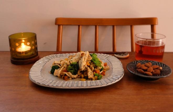 これは確かに麺! 豆腐でつくるヌードルで脱〆ラーメン【太らないつまみ】