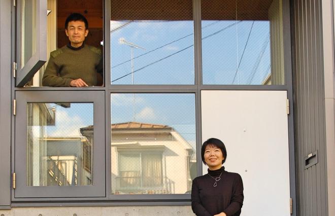 建築家の夫婦ユニット、心地のいい空間から生まれる心地のいいシゴト