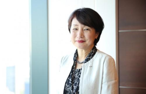 全日本空輸株式会社(ANA)取締役専務執行役員の河本宏子さん