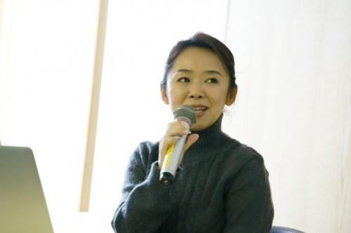 フリーランス代表で登壇した藤田さん