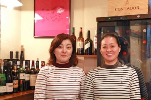 北澤さん(左)と磯部さん(右)