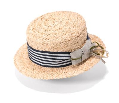 カンカン帽(セミオーダーアレンジ)