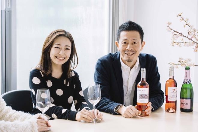 桜の季節はロゼワインに挑戦♡濃厚アイスクリームと相性抜群の自然派ワイン他