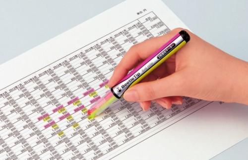 速い、しなる、持ちやすい…! 「絶対仕事がはかどる」蛍光ペン&マーカー