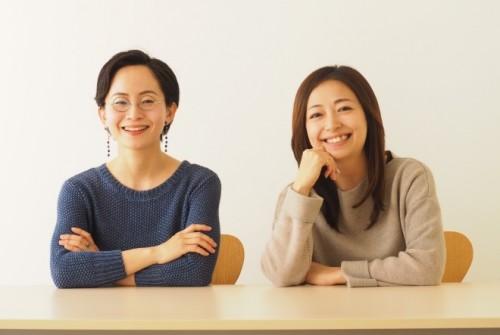 私(左)と海野P(右)