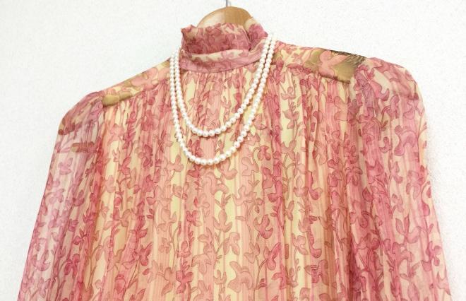 母や祖母から受け継いだファッションアイテム 私はこうやって愛用してます。