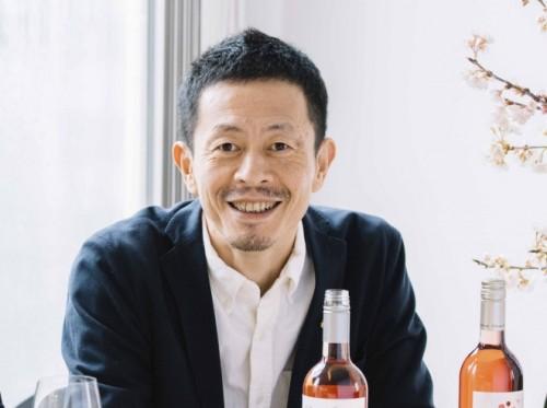 「ウートピ・ワインラボ」所長の浮田泰幸さん