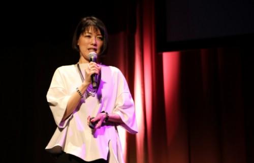 「NO NAME JACK LIVE」に出演した小林高子さん