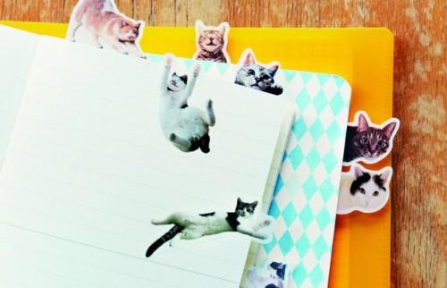 にゃんこがいっぱい〜 こんなにあった!猫モチーフの文具6選
