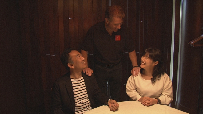 "NHKスペシャル『ニッポンの家族が非常事態!?』の「第2集 妻が夫に""キレる""本当のワケ」より=NHK提供"