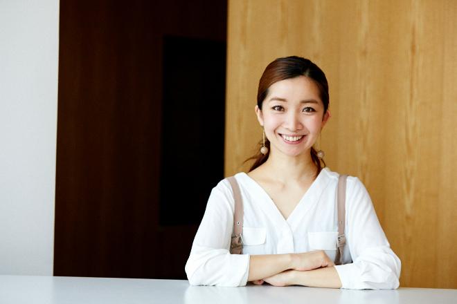 スタイリストの大瀧彩乃さん