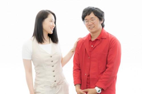 犬山紙子さん(左)と劔樹人さん(右)