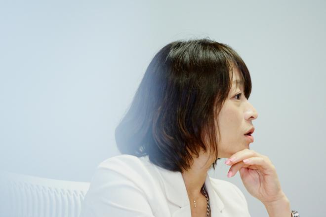 松田紀子編集長