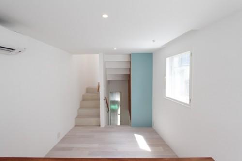 ダイニングスペースとして家の中心となる2階部分。その仕上がりは……?