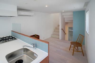 2階のキッチンスペース