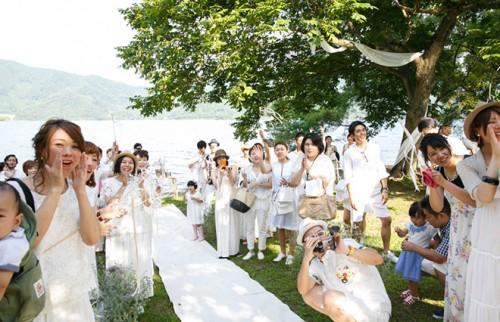 結婚式トレンド「感動させたい」から「時間の共有」へ